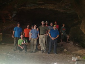 Kinlock Shelter Group